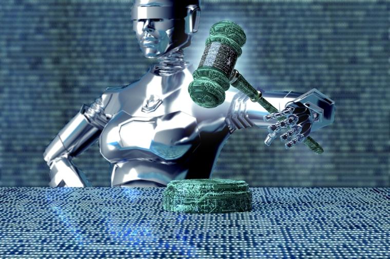 robotics laws